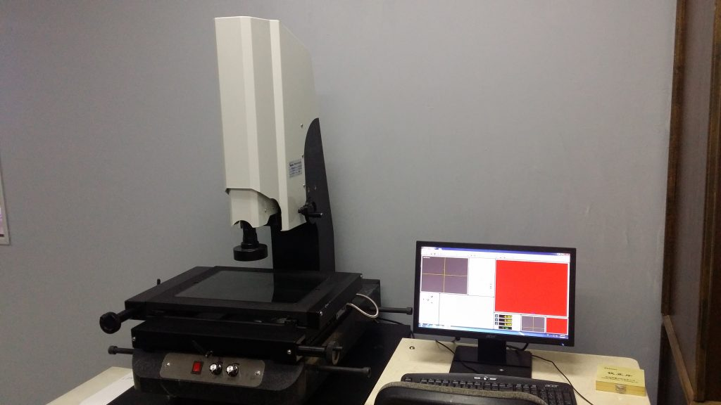 Video Measuring